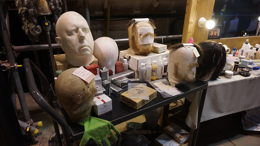 Warner Bros Studio Tour London The Making of Harry Potter 25