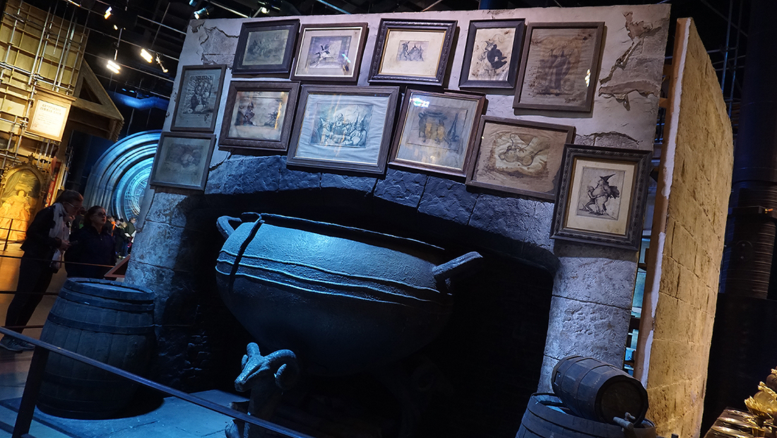 Warner Bros Studio Tour London The Making of Harry Potter 28