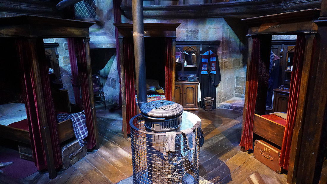 Warner Bros Studio Tour London The Making of Harry Potter 29