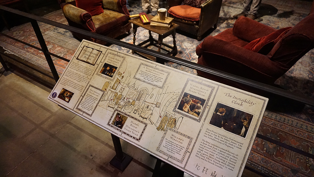 Warner Bros Studio Tour London The Making of Harry Potter 32