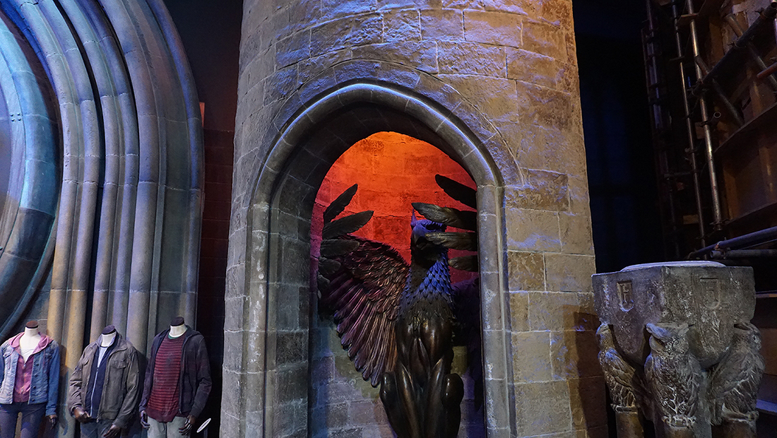 Warner Bros Studio Tour London The Making of Harry Potter 34