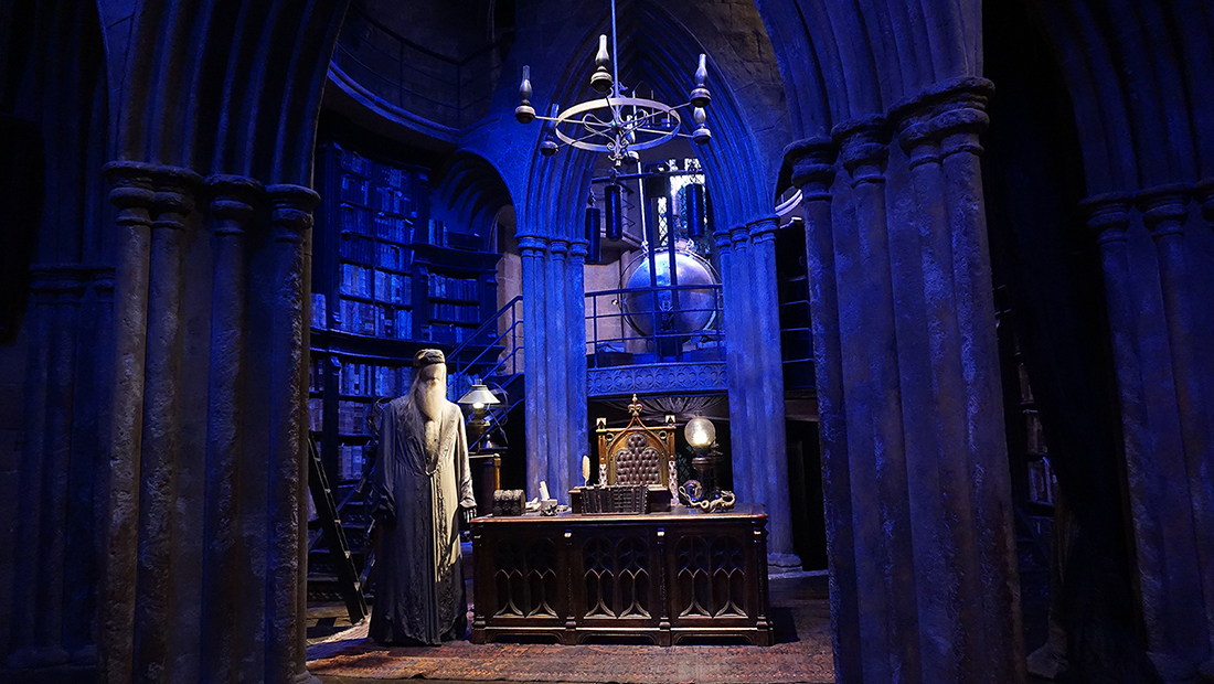Warner Bros Studio Tour London The Making of Harry Potter 35