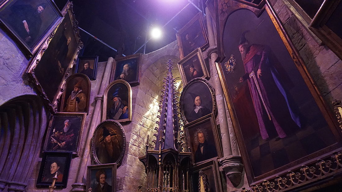 Warner Bros Studio Tour London The Making of Harry Potter 37