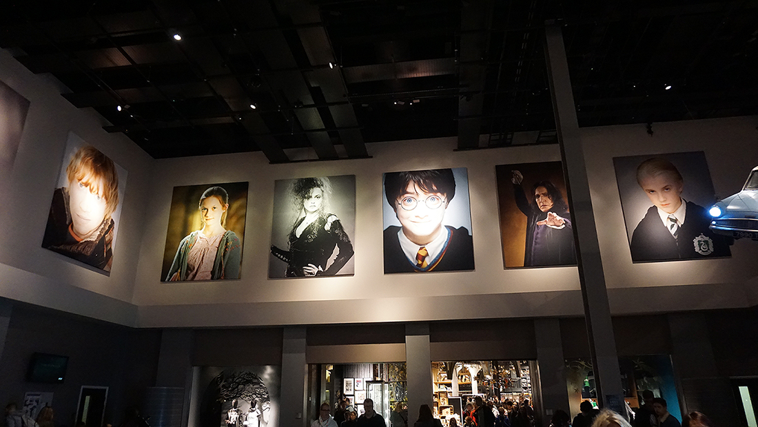 Warner Bros Studio Tour London The Making of Harry Potter 4
