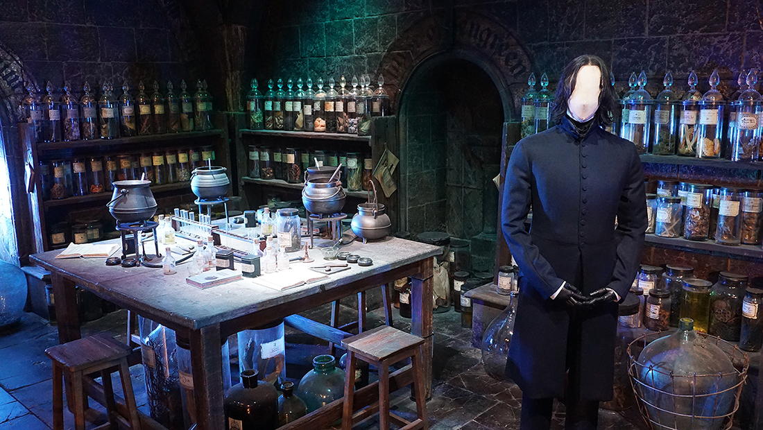 Warner Bros Studio Tour London The Making of Harry Potter 41