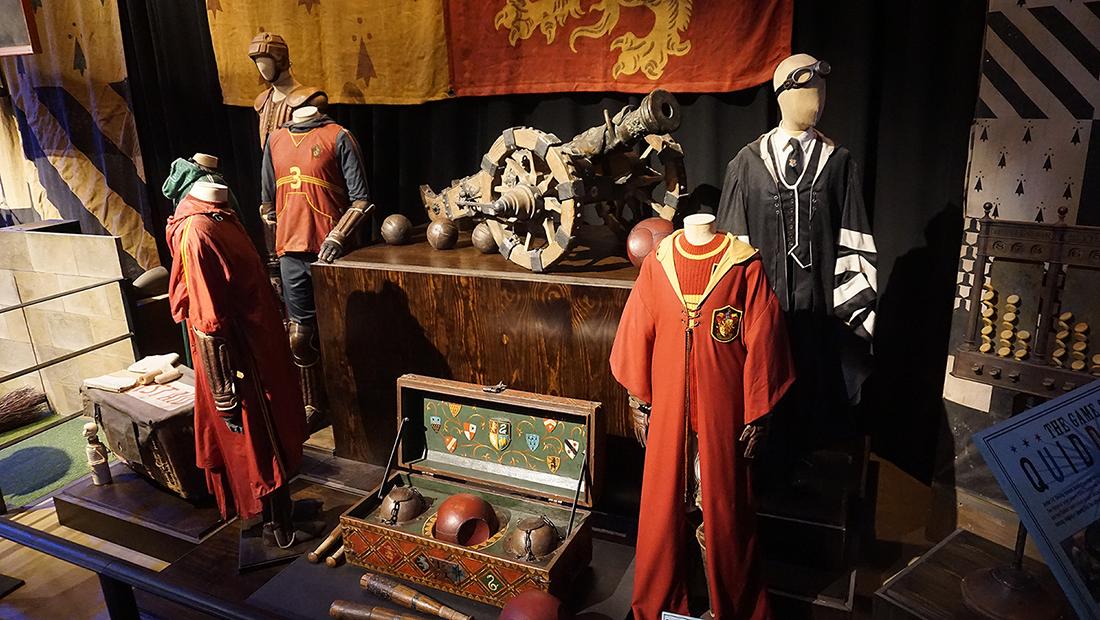 Warner Bros Studio Tour London The Making of Harry Potter 43
