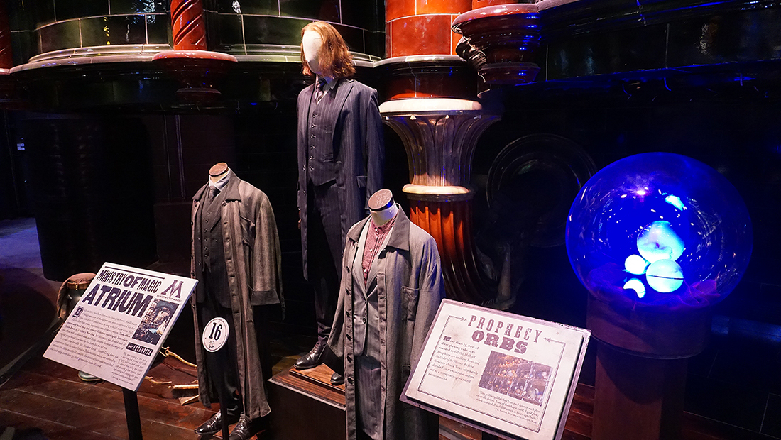 Warner Bros Studio Tour London The Making of Harry Potter 46