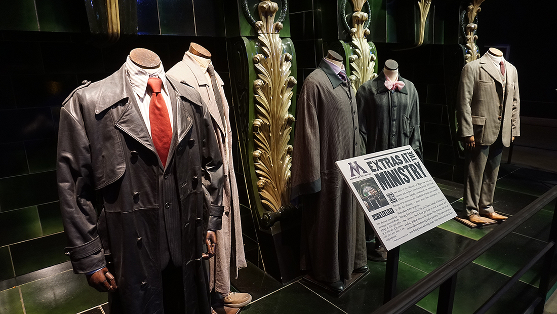 Warner Bros Studio Tour London The Making of Harry Potter 47