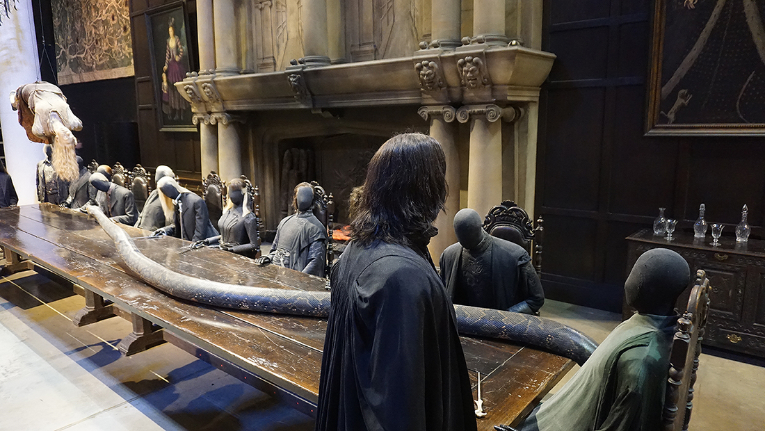 Warner Bros Studio Tour London The Making of Harry Potter 48