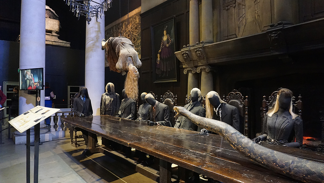 Warner Bros Studio Tour London The Making of Harry Potter 49