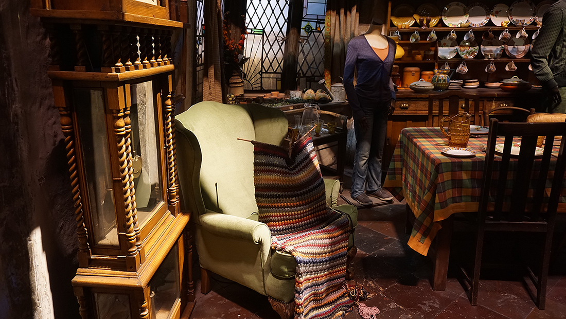 Warner Bros Studio Tour London The Making of Harry Potter 51