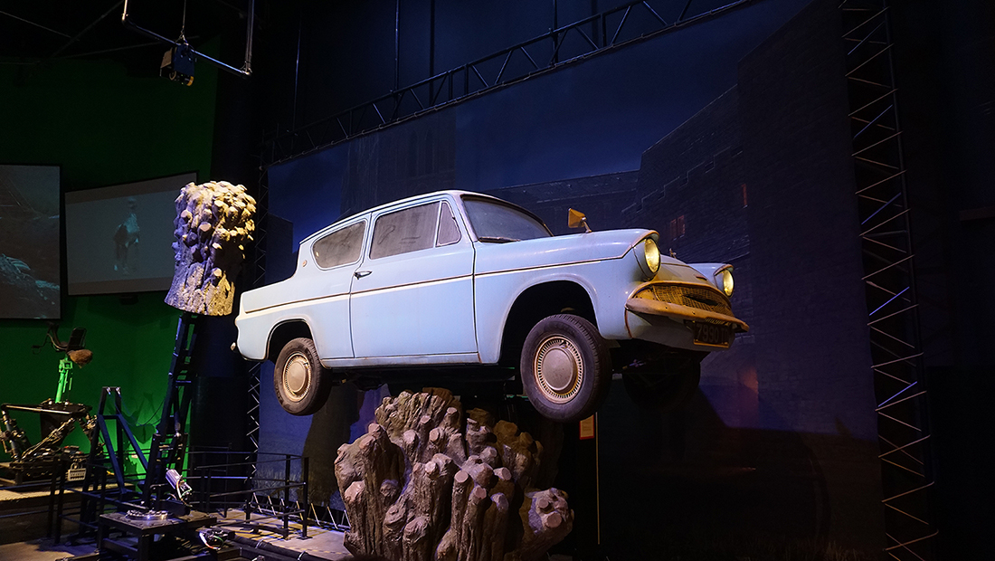 Warner Bros Studio Tour London The Making of Harry Potter 52