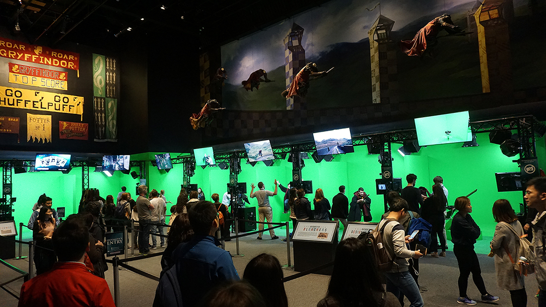 Warner Bros Studio Tour London The Making of Harry Potter 55