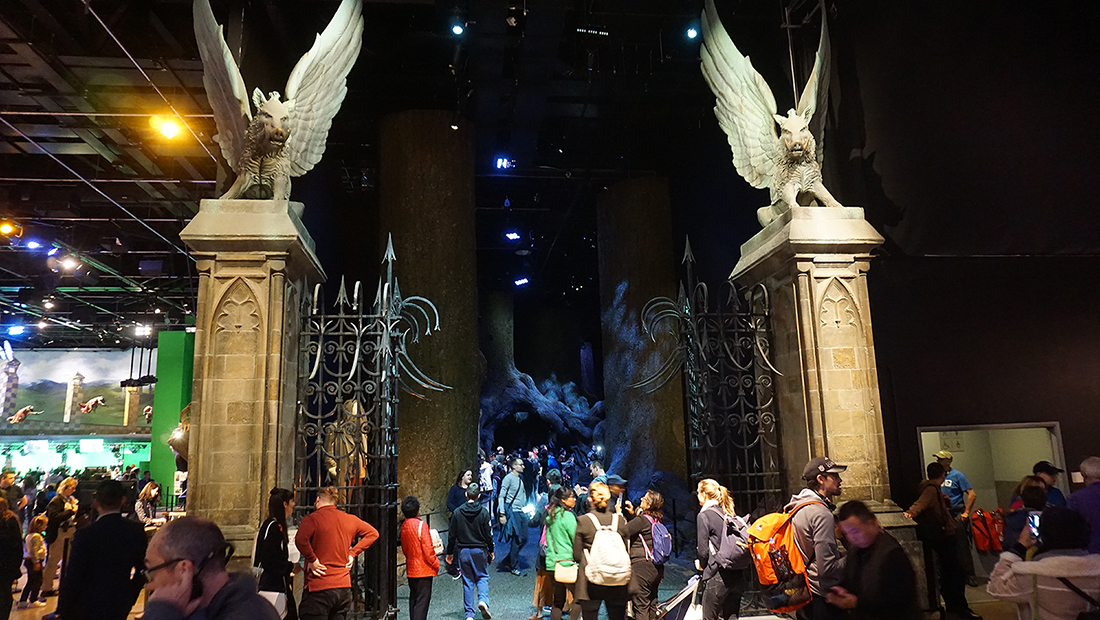 Warner Bros Studio Tour London The Making of Harry Potter 57