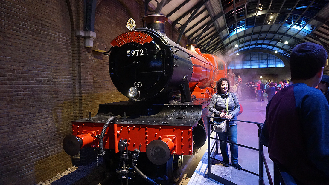 Warner Bros Studio Tour London The Making of Harry Potter 67