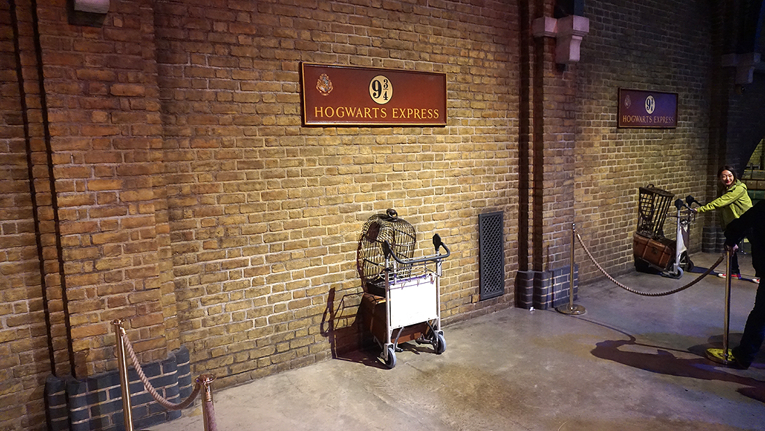 Warner Bros Studio Tour London The Making of Harry Potter 68