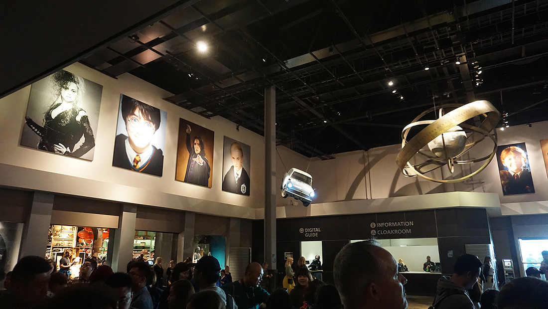 Warner Bros Studio Tour London The Making of Harry Potter 8
