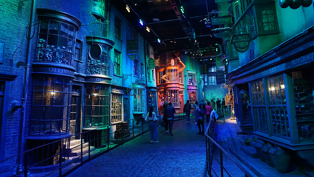 Warner Bros Studio Tour London The Making of Harry Potter 87