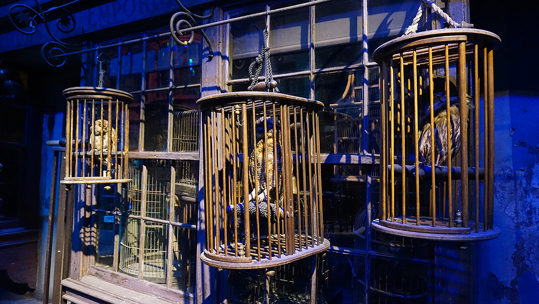 Warner Bros Studio Tour London The Making of Harry Potter 88