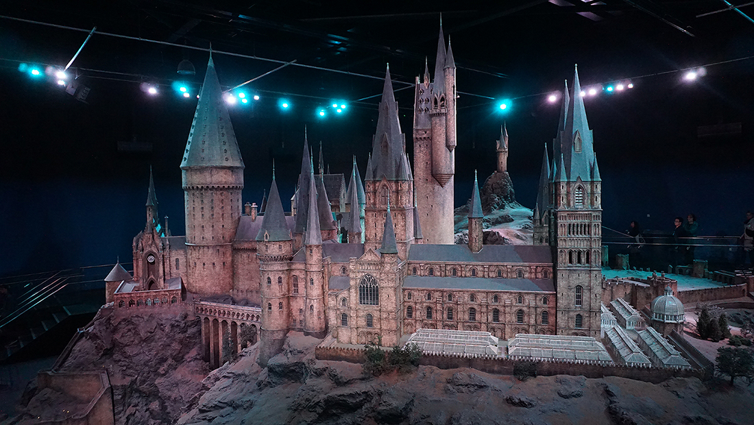 Warner Bros Studio Tour London The Making of Harry Potter 93