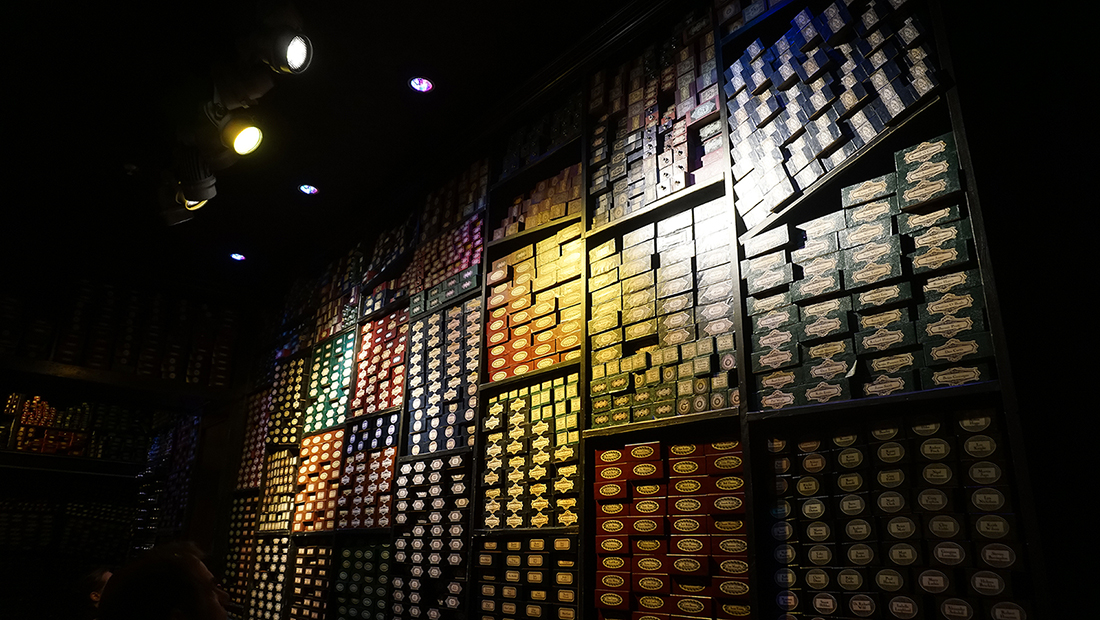 Warner Bros Studio Tour London The Making of Harry Potter 96