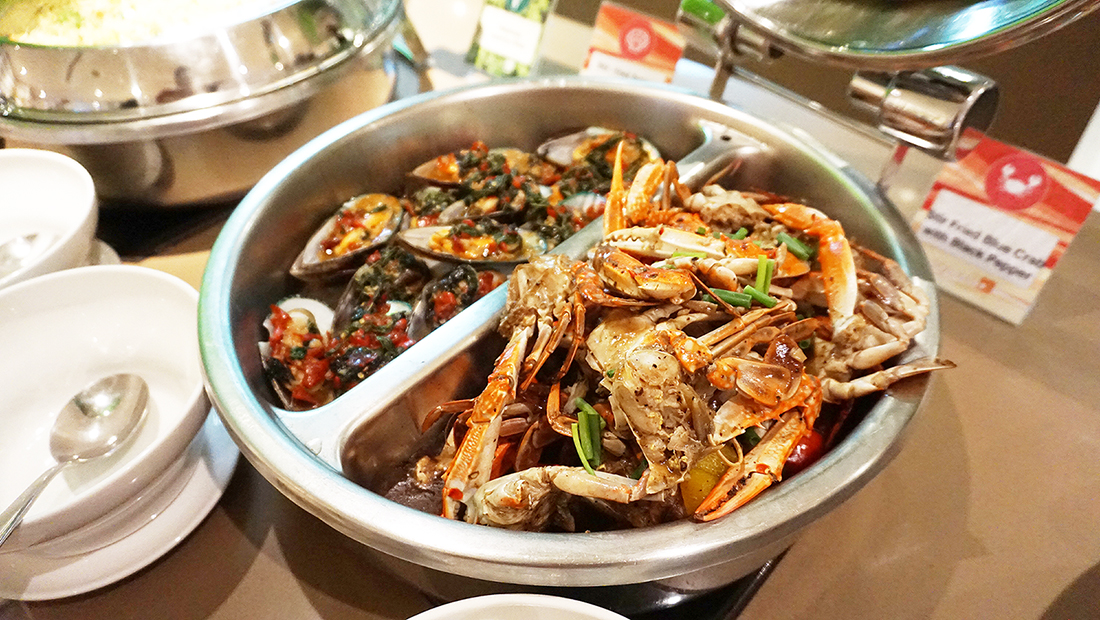 NOVOTEL BANGKOK FENIX SILOM All You Can Eat CRAB VOL2 12