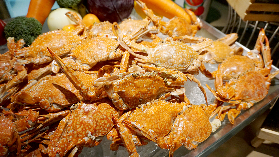 NOVOTEL BANGKOK FENIX SILOM All You Can Eat CRAB VOL2 3