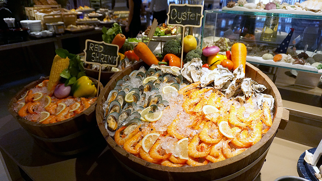 NOVOTEL BANGKOK FENIX SILOM All You Can Eat CRAB VOL2 4