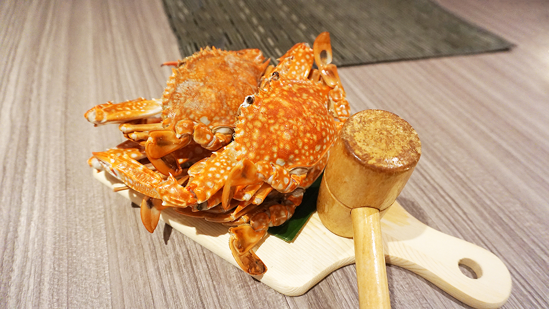 NOVOTEL BANGKOK FENIX SILOM All You Can Eat CRAB VOL2 40