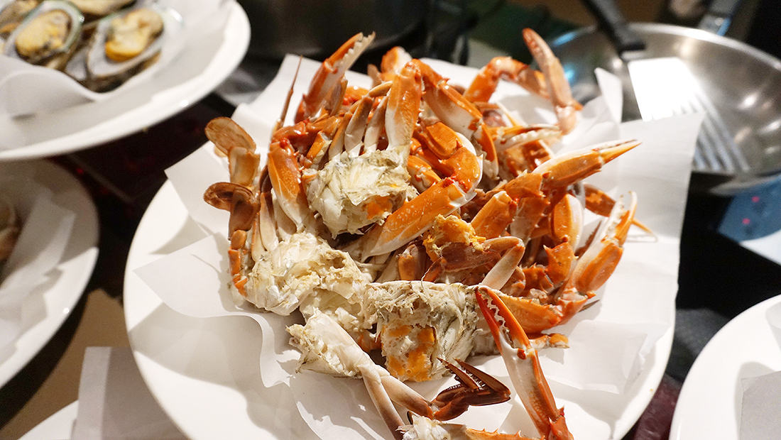 NOVOTEL BANGKOK FENIX SILOM All You Can Eat CRAB VOL2 8