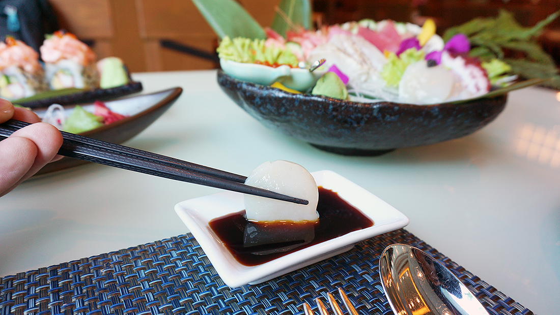 Nishiki Japanese Restaurant Golden Tulip Sovereign Hotel Bangkok 22