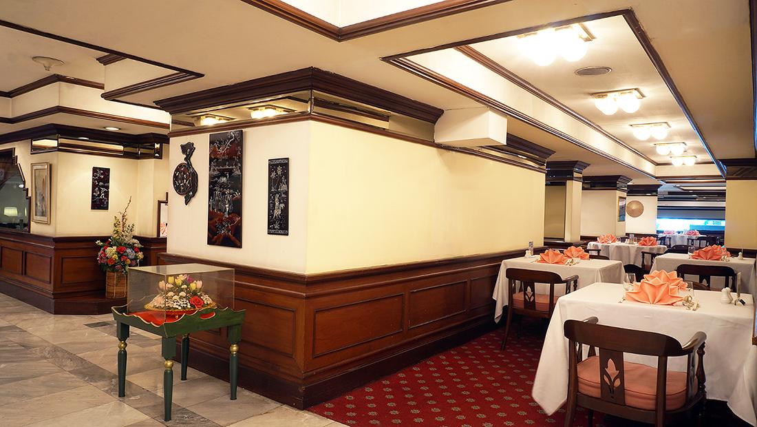 Saigon Vietnamese Restaurant Asia Hotel Bangkok 1