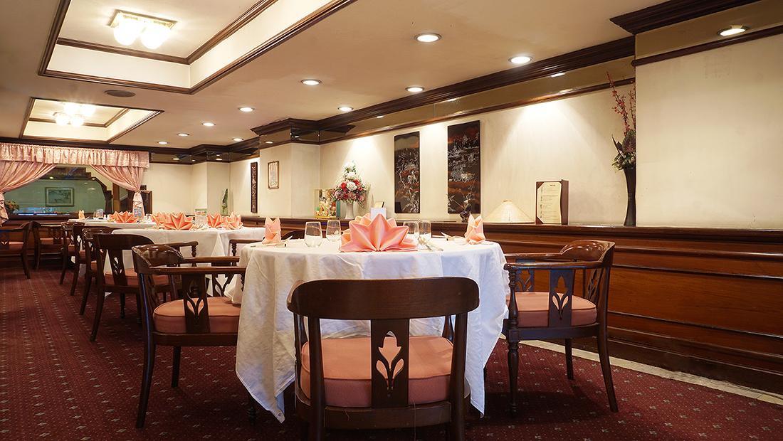 Saigon Vietnamese Restaurant Asia Hotel Bangkok 2
