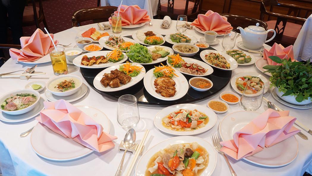Saigon Vietnamese Restaurant Asia Hotel Bangkok 22