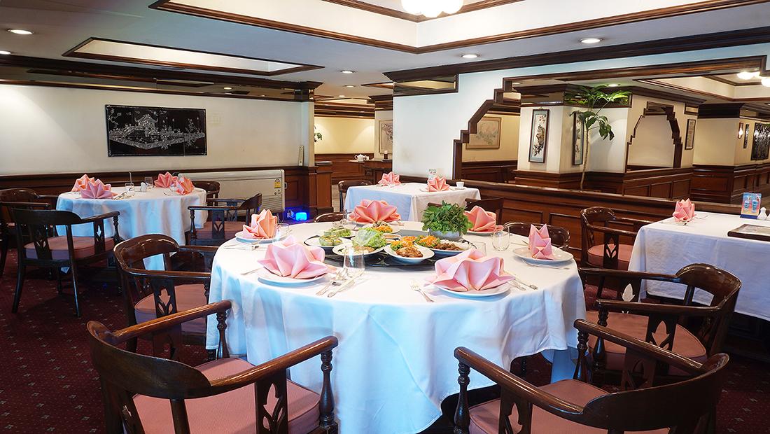 Saigon Vietnamese Restaurant Asia Hotel Bangkok 4