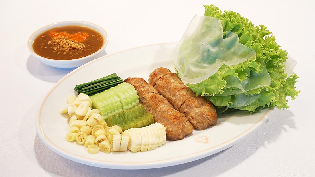 Saigon Vietnamese Restaurant Asia Hotel Bangkok 6