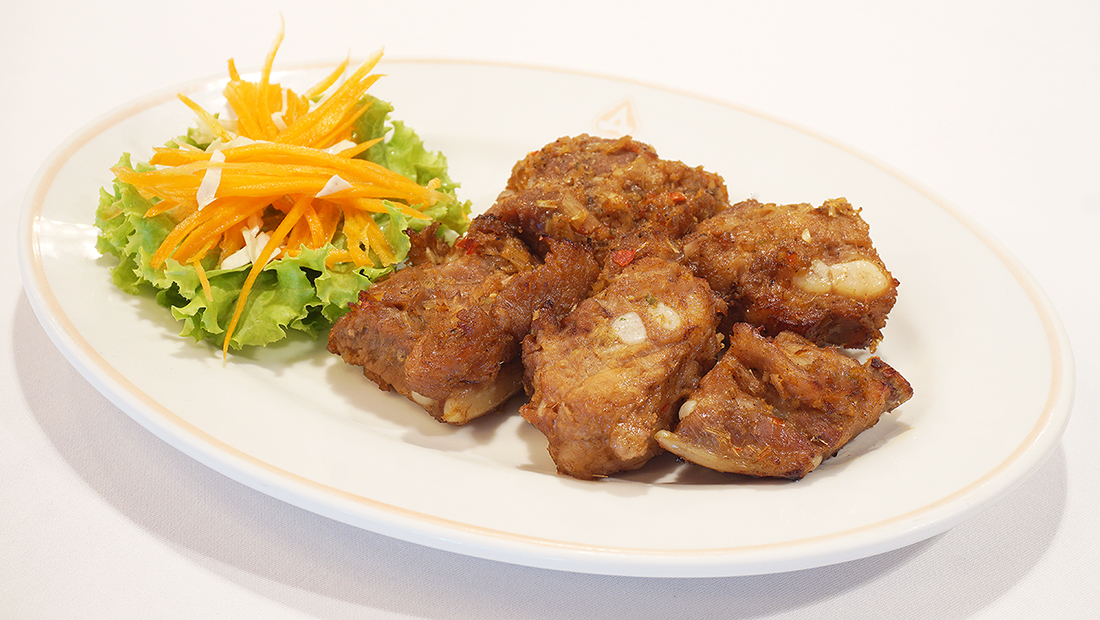 Saigon Vietnamese Restaurant Asia Hotel Bangkok 8