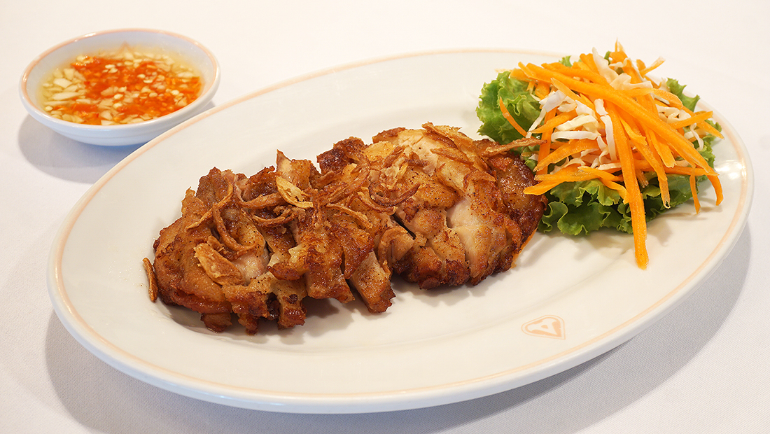 Saigon Vietnamese Restaurant Asia Hotel Bangkok 9