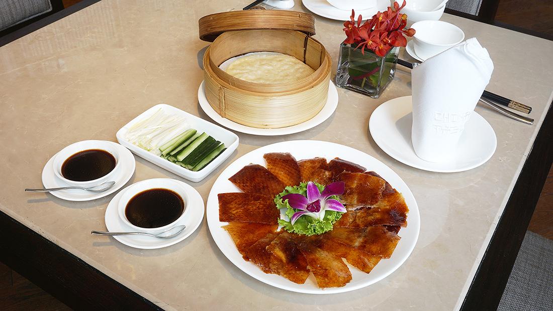 Buffet Dim Sum China Table Radisson Blu Plaza Bangkok 10