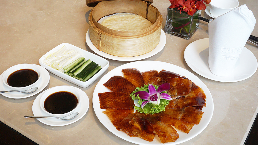 Buffet Dim Sum China Table Radisson Blu Plaza Bangkok 11