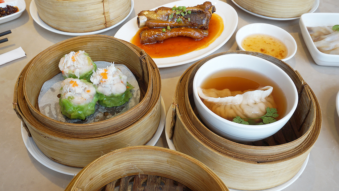 Buffet Dim Sum China Table Radisson Blu Plaza Bangkok 14