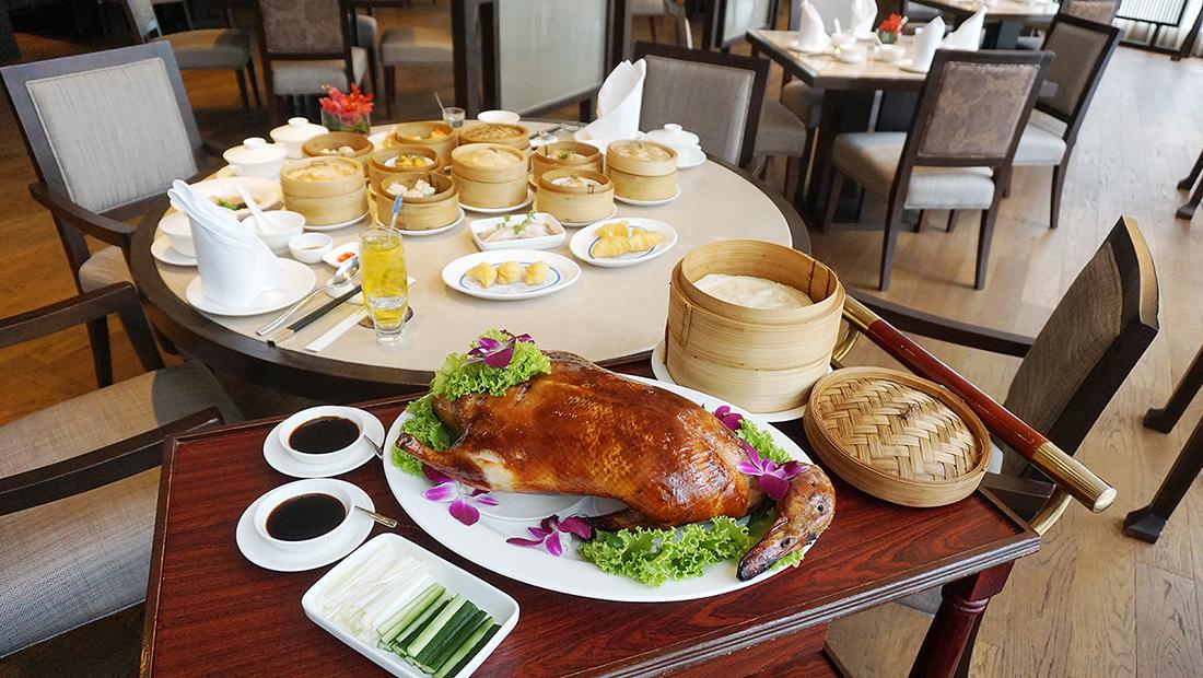Buffet Dim Sum China Table Radisson Blu Plaza Bangkok 6