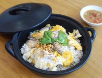 อร่อยกับเมนูบ้านบึง ไม่ต้องไปไหนไกลอยู่ในกรุงเทพฯ ที่ Mamarin Noodles มามาริน ก๋วยเตี๋ยวบ้านบึง @เอกมัย