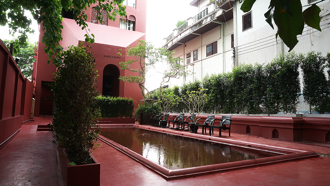 NYE Cafestaurant AMDAENG Bangkok Riverside Hotel 1