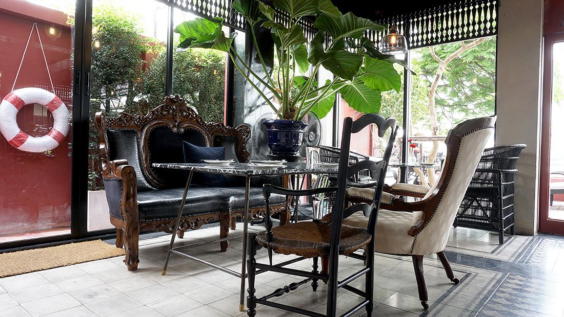 NYE Cafestaurant AMDAENG Bangkok Riverside Hotel 3
