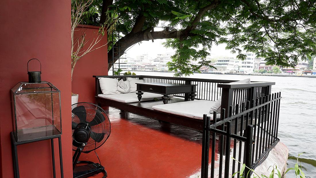 NYE Cafestaurant AMDAENG Bangkok Riverside Hotel 4