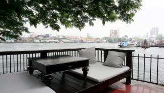 นั่งกินอาหารไทยสไตล์ Fusion ริมแม่น้ำเจ้าพระยาที่ NYE @Amdaeng Bangkok Riverside Hotel วิวจะดีไปไหน