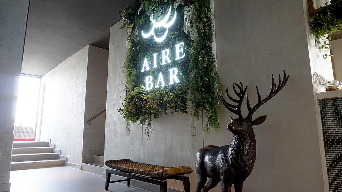 AIRE BAR RoofTop Bar HYATT PLACE BANGKOK 1