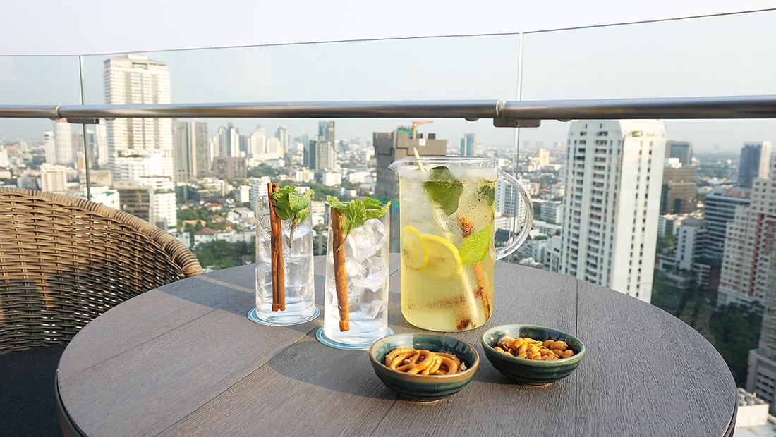 AIRE BAR RoofTop Bar HYATT PLACE BANGKOK 11