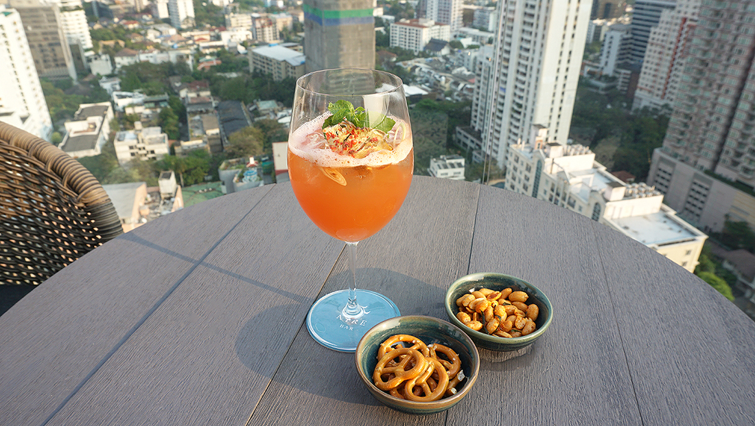 AIRE BAR RoofTop Bar HYATT PLACE BANGKOK 12